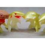 2017年9月20日20時よりショップ・TOYFULで7周年記念限定版のサンガッツ本舗製「海洋生物シリーズ」4種セットを発売開始!