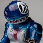 2017年9月24日開催の「スーパーフェスティバル75」で新メーカー・魚骨商標がデビュー! 第1弾「海獣シリーズ 変異海獣クジラー」の限定版「オリジナルVer.」を準備中!