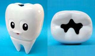 2017年9月24日の「スーパーフェスティバル75」に虫歯になった「臼歯のキューシーちゃん」がやってくる!