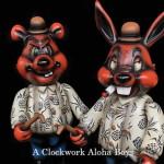 BlackBook Toyが「Lil Alex」&「Dim」の「Devil edition」と同時に2017年9月23日0時よりワンオフ「Aloha Boys」の抽選受付開始!