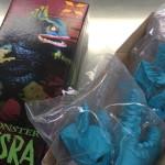 X-PLUSが2017年10月10日17時締切で海外キットリスペク第3弾「大怪獣シリーズ ゲスラソフビ組立キット」の抽選受付中!