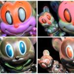 2017年10月7日からの「Taipei Toy Festival 2017」、BlackBook Toy情報第3弾! KENTH TOY WORKSカスタム「Mousezilla」も登場!