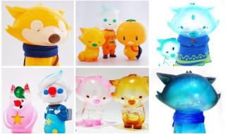 2016年10月7日からの「Taipei Toy Festival 2017」へ出店するOKLUNA TOYSから新たな限定情報が到着!