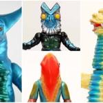 毎月恒例の受注通販分以外にブルマァクが「ゴモラ」「バルタン星人」「メトロン星人」「レッドキング」の各新色を準備中!