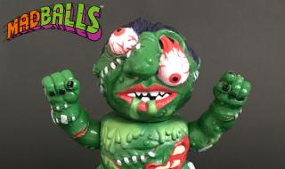 本日よりショップ・山吉屋にてblackdots製「MADBALLS」の「Slobulus Original Color」を予約受付中!