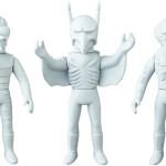 [東映レトロソフビコレクションM(ミドル)]原型スクープは『仮面ライダー』から「ハエ男」 「プラノドン」「カビビンガ」だ!