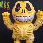 ショップ・山吉屋にてblackdots製「MADBALLS」の「Skull Face Original Color」を予約受付中!
