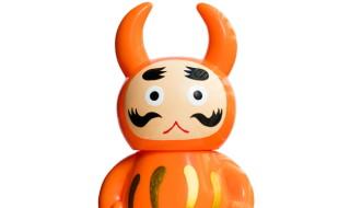2017年11月18日より渋谷ロフトにて再び「TOKYO SOFVI WEEK」開幕! ここでUAMOU氏が「BIGだるまウアモウ」のオレンジ色を抽選販売!