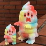 2017年12月1日から開催される「東京コミコン2017」にOne up.が出店! そこでART JUNKIE製「とぐろ怪獣シットン&ミニシットン(東京コミコン2017限定カラー)」を発売!