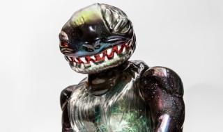 2017年11月30日〜2017年12月2日受付で魚骨商標が工匠堂とコラボした新たな「変異海獣クジラー」を抽選販売!