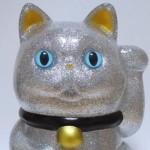 2017年11月11日から開催される「DesignerCon2017」へrefreshment toyが出店! そこで「Exotic Lucky cat Silver glitter」を発売!