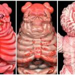 """2017年11月17日0時よりBlackBook Toyが「""""Meaty Boner"""" Bling」を先着販売、Marvel Okinawaワンオフ「""""Meaty Boner""""(hand painted)」と「Meaty Beast」の抽選受付を開始!"""