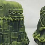 2017年11月11日から開催される「DesignerCon2017」へ造形工房密林が出店! そこで「きのけしシリーズ きのけしマーブルカラー(クビタ、カバ先生SET)」を発売!
