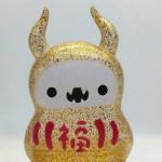 2017年11月18日より渋谷ロフトにて再び「TOKYO SOFVI WEEK」開幕! そこでC-toy'sちしまこうのすけ氏が「Babababa金ダルマ」を発売!