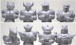 「ミラクルロボットフォース資料展」でビッグワンクラフト製[プリケッツ]最新作の『超合体魔術ロボギンガイザー』&『ブロッカー軍団Ⅳ マシーンブラスター』を先行発売!