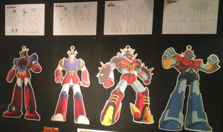 とにかく熱かった「ミラクルロボットフォース資料展」へ行ってきた! 展示を始め会場の模様を紹介!!