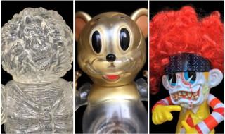 """2016年12月165日から香港にて開催の「TOYSOUL2017」へ今年もBlackBook Toyが出店! 「THE Beast Stealth」「Golden Stealthzilla」「MC S""""K""""UM-kun」の限定準備中!"""