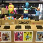 東京都内で3年ぶりに開催されたフィギュアイラストレーター・デハラユキノリ氏の個展「THE HOMELESS」をレポート!