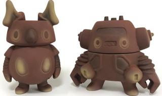 西武渋谷店で開催中の「ウルトラセブン 50th Anniversary TAP in SHIBUYA」にて、chaco★pink.氏の「宇宙恐竜ゼットン」と「宇宙ロボットキングジョー」新カラーを2017年12月9日より発売開始!