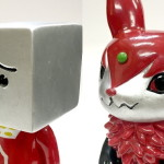 西武渋谷店の「ウルトラセブン 50th Anniversary TAP in SHIBUYA」にて、DEVILROBOTSが「MY FIRSTO-FUソフビ ウルトラセブンカスタム」&「ワンオフMIMIRAカスタム ウルトラセブンダーク」を抽選販売!