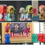 2017年12月23日12時よりショップ・One up.中野ブロードウェイ店にて新たな中国メーカー・Hardcore Toys/重口玩具の「BabyRabbit」&「Mimiko」を発売開始!