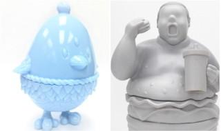 2017年12月9日から香港で開催される「NU-DE X FUCKAIJU Toy Salon 2017」へメーカー・AE WORKSHOPが参加! 「コツクドーム軍団」&「The fattie-Jeff君」を発売!