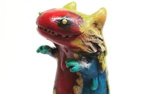 西武渋谷店の「ウルトラセブン 50th Anniversary TAP in SHIBUYA」にて、ナカザワショーコ氏がカスタム「メトロンバイロン」を抽選販売!