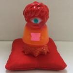 「コミックマーケット93」開催中の2017年12月31日にDDL★どんぐりドラゴンロードが「怪奇童謡指人形 御梅怒女(おうめどにょ)」の新作を発売!