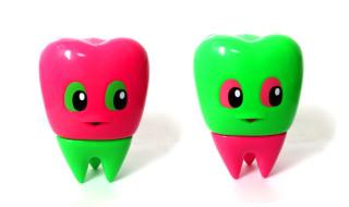 2018年1月7日の「スーパーフェスティバル76」へ出店する木内歯科医院は「臼歯のキューシーちゃん ミュータントカラー」を発売!