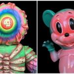 2018年1月7日の「スーパーフェスティバル76」に参加するBlackBook Toyが新年から気になる新作「Raibow Beast」&「Meaty Mousezilla」を準備中!
