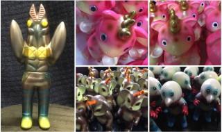 2018年1月7日の「スーパーフェスティバル76」でU.S.TOYSからの続報到着! 「ゆ〜えすポケットソフビシリーズ 2代目バルタン星人」ほかを発売!