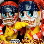 """2018年1月19日0時よりBlackBook Toyが「S""""K""""UM-kun MC Cyco」を発売開始!"""