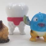 2018年1月7日の「スーパーフェスティバル76」に注目クリエイター・かけるり氏が参加! 新作「力歯」を始め「シャメラ」&「タヌタイタン」などを発売開始!