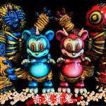 2018年2月3日0時〜2018年2月4日23時59分受付でBlackBook ToyがMarvel Okinawa氏による人気の季節物ワンオフを抽選販売!