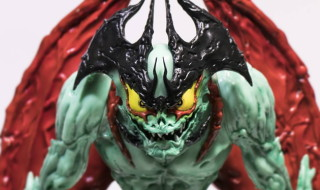 UNBOX INDUSTRIESが最新作「DEVILMAN by Mike Sutfin」を2018年2月18日の「WF2018冬」にて発売決定!