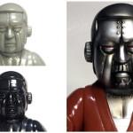 2018年2月発売でSamuraiDollが最新作「大江戸ROBOTS 座頭ロボ 双六(すごろく)」を準備中!