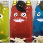 2018年2月18日の「WF2018冬」へAliens Parkが参戦! そこで3種類のクリア「Ghost Harry」を発売!