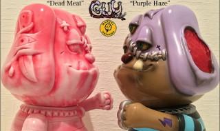 2018年3月23日0時〜2018年3月25日23時59分受付でBlackBook Toyが「GUY:Dead Meat」&「GUY:Purple Haze」を抽選販売!!