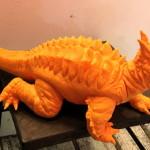 ビリケン商会にて通常版となる「リアルモデルキットシリーズ パゴス未彩色版」のクリームオレンジ成型を発売中!