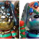 2018年4月5日からの「SHANGHAI TOY SHOW」でBlackBook ToyがMarvel Okinawa氏&KENTH TOY WORKS彩色の「GUY」を極少数発売!