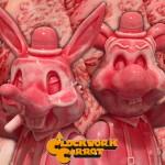 2018年4月27日0時よりBlackBook Toyが[A Clockwork Carrot]の「Lil Alex」と「Dim」の新バージョン「Dead Meat」を発売開始!