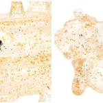2018年4月29日の「スーパーフェスティバル77」へ縁起物百貨店が初参戦! そこでSQDBLSTR製「分ちゃん」と「セクシーヤカン&禅釜尚セット」の「金吹雪ver.」を発売!