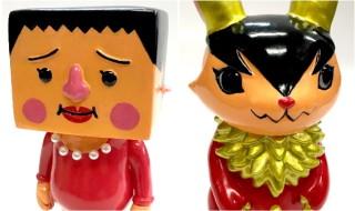 DEVILROBOTSが「デビュー50周年記念『和田アキ子 ART HOBBY EXPO』in SEIBU SHIBUYA」で「TO-FUソフビAKO ver」&「MIMILAソフビAKO ver」を抽選販売!