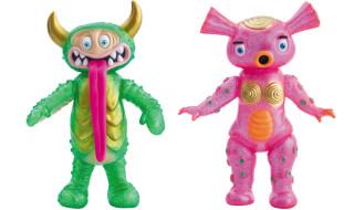 怪獣芸術家ピコピコ氏誕生20周年記念展「ピコピコ大博覧会」にママチャップトイ製「ベッコス」&「ムーチョ」で新たな限定版を発売!