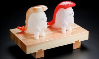 """千値練がアーティストコラボとして「SUSHI-L.A.""""(スシエルエー)」がデビュー! 国内では「デザインフェスタvol.47」で販売開始!"""