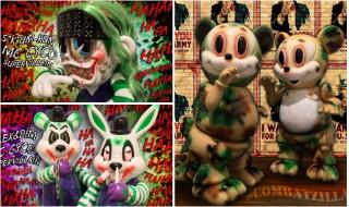お待たせしました! 2018年5月18日0時よりBlackBook Toyが「Thailand Toy Expo」の量産モノのLeftover品ほかを発売開始!!