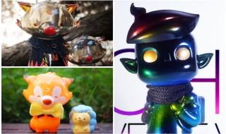 2018年5月3日からの「Thailand Toy Expo」でOKLUNA TOYSが注目の最新作「ビクターとレイセット「John(宇宙バージェン)」「グービとドートセット」を準備中!