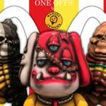 2018年6月2日からの「FIVE POINTS FESTIVAL」でBlackBook ToyがMarvel Okinawa氏のワンオフを準備中!