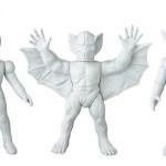2018年5月発表の[東映レトロソフビコレクション]原型スクープは「仮面ライダーBLACK」「コウモリ怪人」「ブラックデスパー」だ!