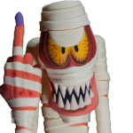 2018年6月22日よりショップ・山吉屋にてblackdots製「Mummie Man 1st color Ver.」を受注開始!
